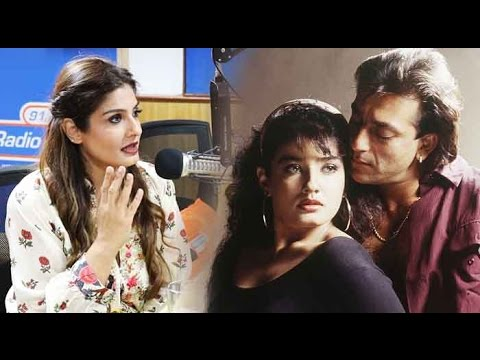 When Sanjay Dutt rescued Raveena Tandon