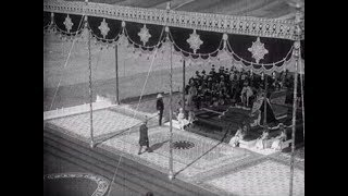 Our King Emperor and Queen Empress Hold a Durbar in Delhi (1912)