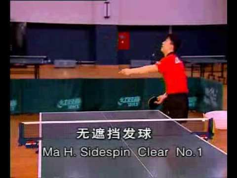 Ma Lin Serve
