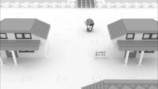 Pokemon Red & Blue road to cerulean city from mt moon