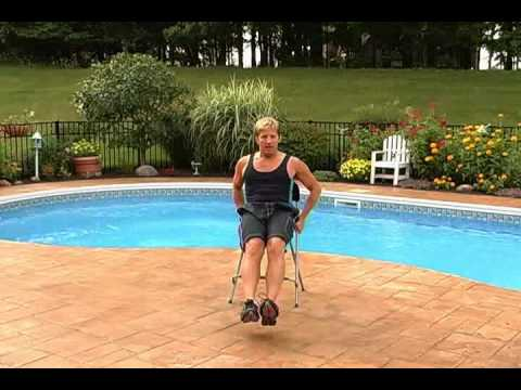 Aqua Vertizontal - Deep Water Cardio
