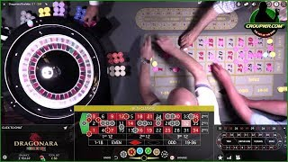 Live Casino Roulette direct from Dragonara Casino in Malta Played at Mr Green