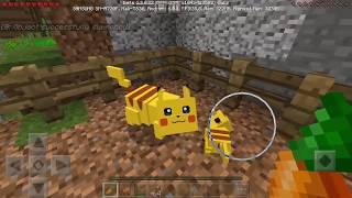 как сделать пекачу в Minecraft PE - без модов