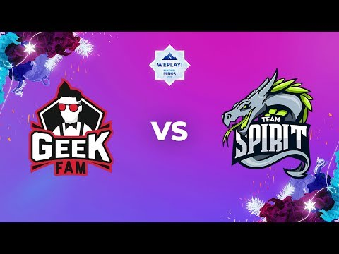 Geek Fam vs Team Spirit vod