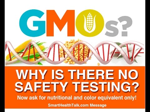 GMO Seeds Are NOT Equivalent and Can Produce Toxins