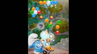 Smurfs Bubble Story Level 121 - NO BOOSTERS