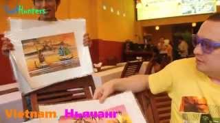 Ресторанная живопись или постеры в Нячанге
