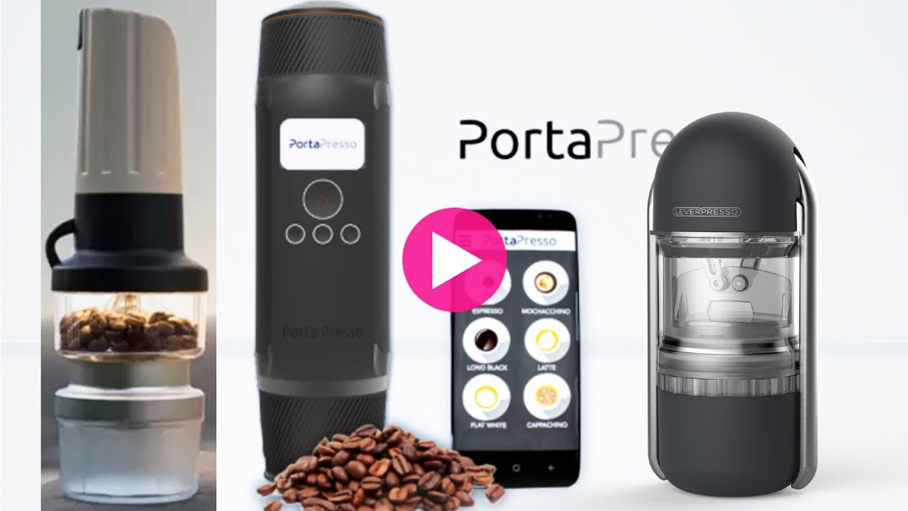 Best 5 Portable Coffee Makers 2018 You Need When You Travel