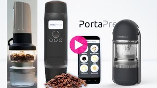 Best 5 Portable Coffee Makers 2018, You Need When You Travel - Travel coffee maker #05