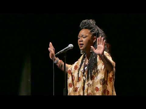 """2018 Women of the World Poetry Slam - iCon """"In My Skin"""""""
