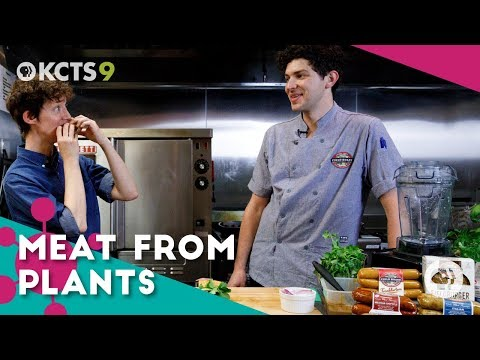 We've seen the future of meat, and it's plants from YouTube · Duration:  4 minutes 48 seconds