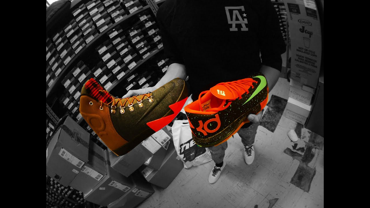 4e1a829d9e8a Nike KD 6 Texas   KD 6 Lifestyle peoples champ - YouTube