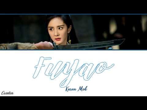 ● Fuyao ● Karen Mok (Chi/Pinyin/Eng)