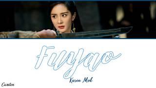 Gambar cover ● Fuyao ● Karen Mok (Chi/Pinyin/Eng)