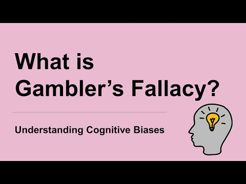 What is Gambler's Fallacy? [Definition and Example] - Understanding Cognitive Biases
