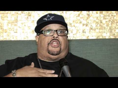 Fred Hammond interview God, Love and Romance
