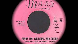 Mary Lou Williams - Pittsburgh