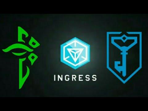 Ingress Gameplay - how to play Ingress(AR Game like Pokemon Go) by Niantic