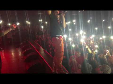 Trippie Redd Ft. Travis Scott - Dark Knight Dummo LIVE At Observatory Santa Ana