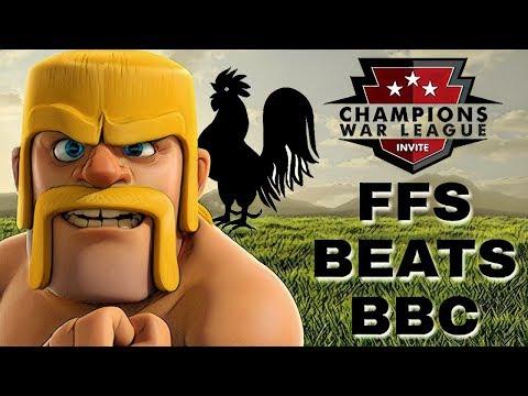 FFS Beats BBC | 7 Star Victory | CWL Invite Action