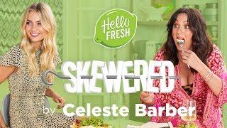 Skewered by Celeste Barber | Episode 2 | Elyse Knowles