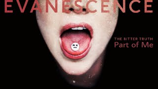 Evanescence - Part Of Me (Lyric Video)