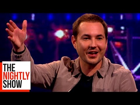 Martin Compston Loves Playing a Bad Guy in Line of Duty