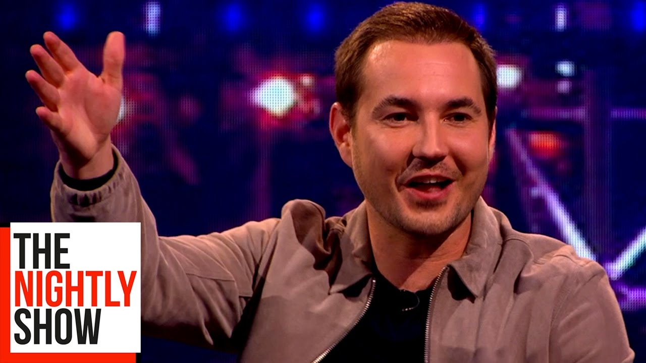Download Martin Compston Loves Playing a Bad Guy in Line of Duty