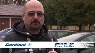 Дмитрий Лазо (Журнал АвтоМИР) о новой шине Cordiant Road Runner