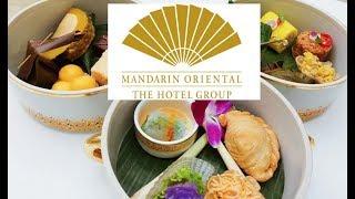 3 MUST-Do [ALL you can Eat Style] at Mandarin Oriental Bangkok