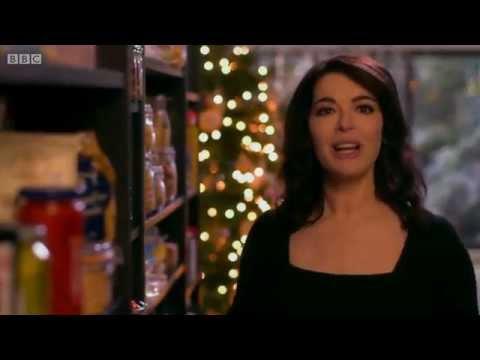 Nigella Lawson Naughty Talk - Dirty Christmas Cream 2014