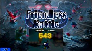 Friendless Battle - Orbulon Score: 543 - Warioware Get It Together