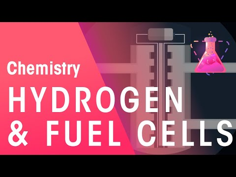 Hydrogen & Fuel Cells | Reactions | Chemistry | FuseSchool