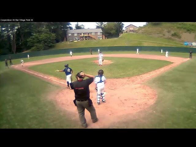 Cooperstown All Star Village Field 33 Live Stream