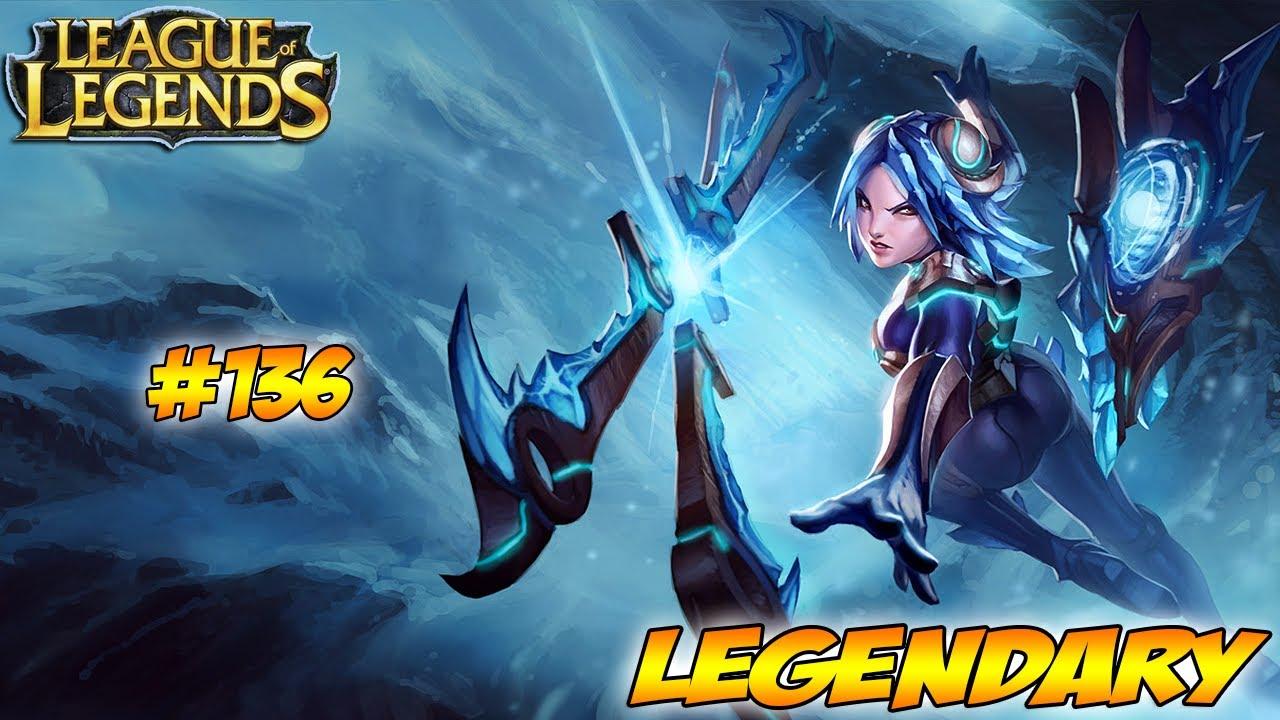 League Of Legends - Gameplay - Irelia Guide (Irelia ...  League Of Legen...