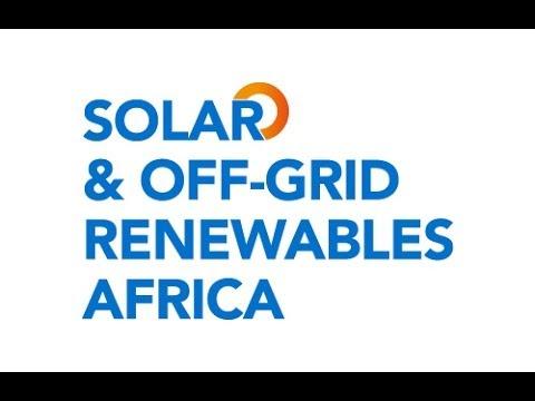 Solar & Off-Grid Renewables Africa promo