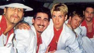 Backstreet boys-incomplete remix