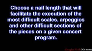 Fingernails Section I: Introduction and Fingernail Length