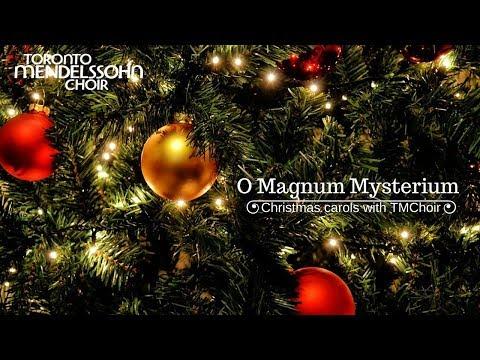 O Magnum Mysterium by Morten Lauridsen