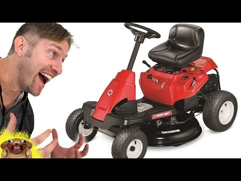 "Troy-Bilt 30"" Riding Lawn Mower (TB30R)"