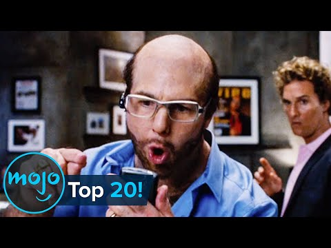 Top 20 Most Rewatched Scenes in Comedy Movies