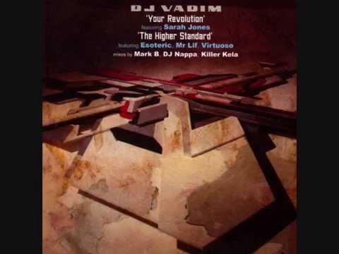 DJ Vadim ft Sarah Jones - Your Revolution (DJ Nappa Remix)