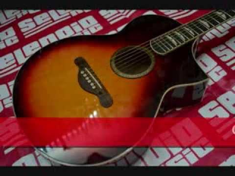 Jual Gitar Akustik Elektrik Gillmore GA06 Murah