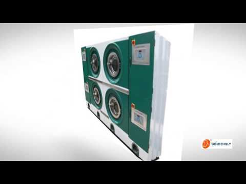 Laundry Equipment Manufacturer China