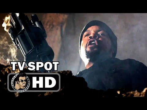 Thumbnail: XXX: RETURN OF XANDER CAGE - Ice Cube Cameo (2017) Vin Diesel Action Movie HD
