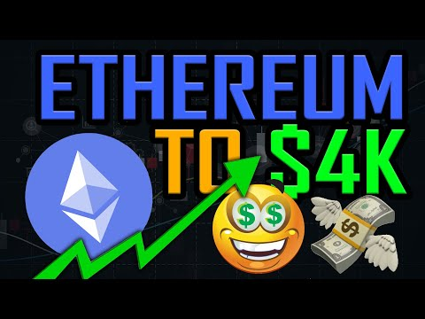 ETHEREUM TO $4K (& THE FUTURE FOR MOONC*NT)