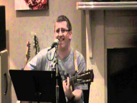 "Bryan Foley - ""Trust In The Blues"" - Open Mic @ The Brunswick (1/12/2011)"