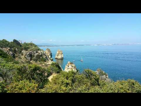 Holiday Albufeira Algarve Portugal 2016 HD