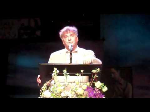 David Wheeler Tribute 9, Peter Gerety, 5.14.12