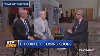 Bitcoin ETF 'virtually certain,' finance expert: Ric Edelman